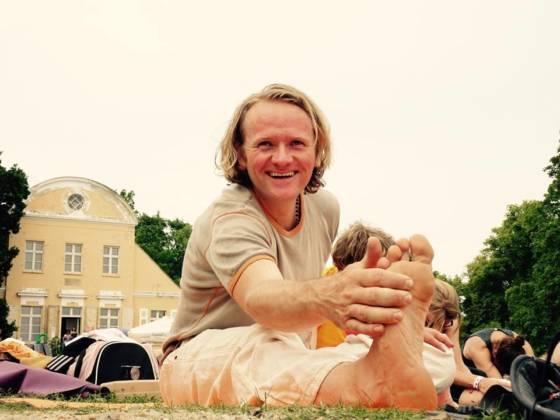 Yoga Mittelstufe Sanft