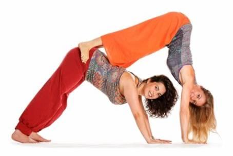 Partner Yoga – Yoga zu zweit