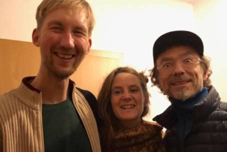 14.06.-16.06.2019 – Yoga Experience mit Nicole Häckel, Tobias Weber und Sven Rudolf Müller