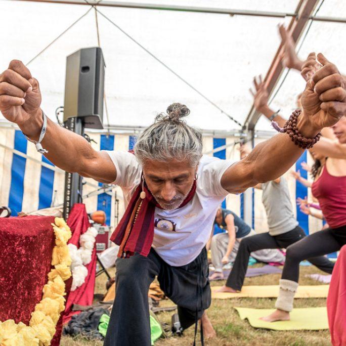 07.-09.05.2021 – Shanta Vira Yoga Einführung / Introduction mit Michael Stewart